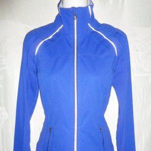 LULULEMON RUN Blue Stay On Course Jacket 2 $138